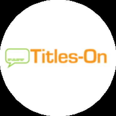 Titles-On